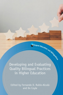 Jacket image for Developing and Evaluating Quality Bilingual Practices in Higher Education