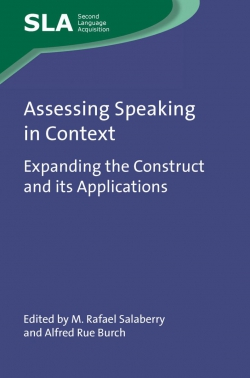 Jacket Image For: Assessing Speaking in Context