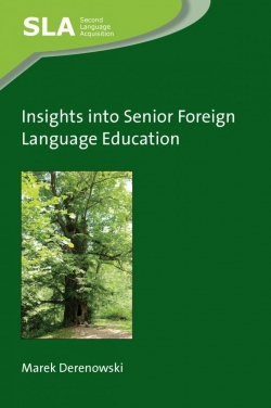 Jacket Image For: Insights into Senior Foreign Language Education