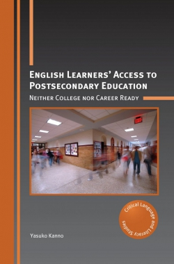 Jacket Image For: English Learners' Access to Postsecondary Education