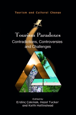 Jacket image for Tourism Paradoxes